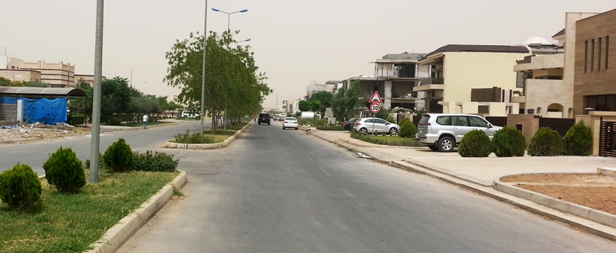 Erbil Dream City - Public Services