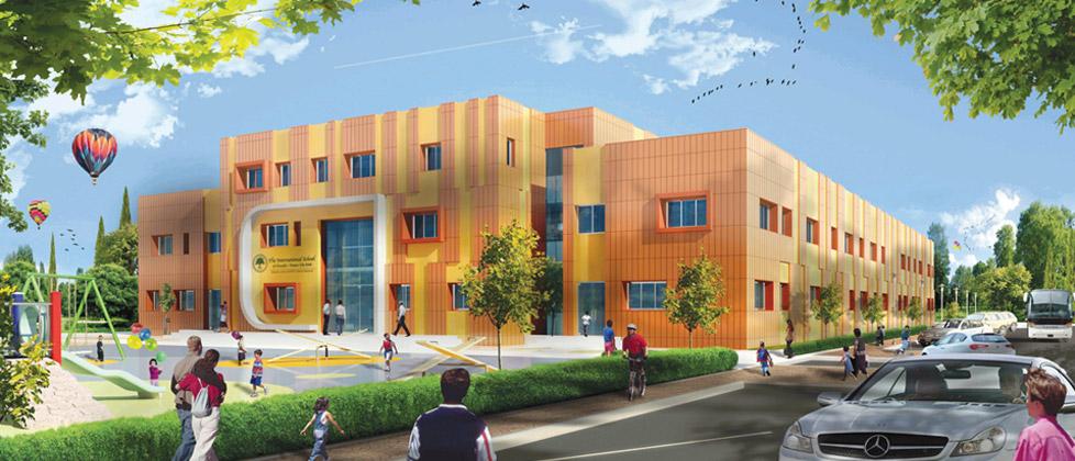 Dream City - International School of Choueifat